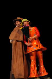 Phil et Cathelène (Philippe et Catherine – Prestidigitateurs)