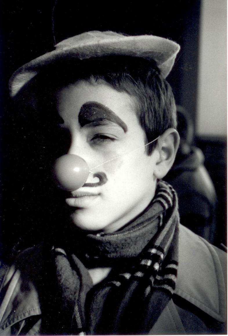 Dans les yeux d'un clown
