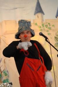 Ledouard et Tatillon Cerise le Clown