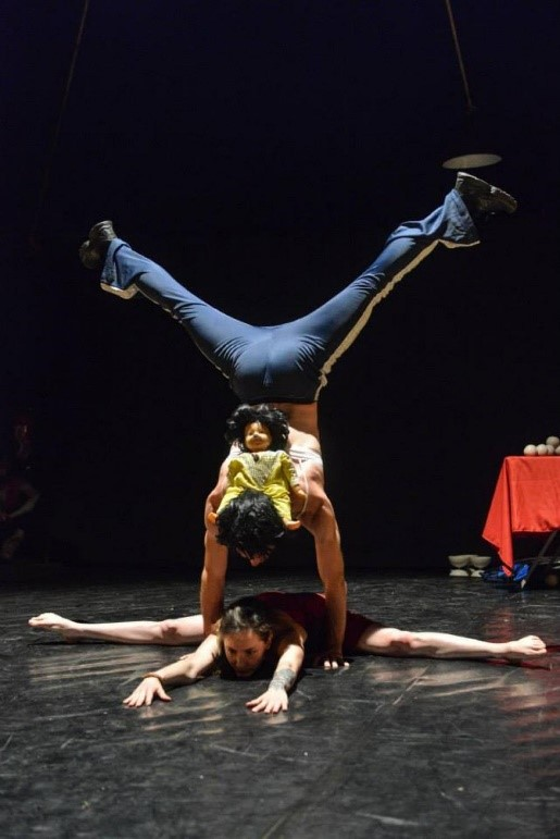 Cirque Equilibre et Contorsion