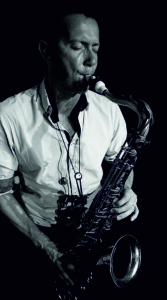 jazz trio abacart saxophone