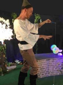 abacart spectacle enfants Fergal le Troubadour 6