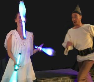 abacart spectacle enfants Fergal le Troubadour 2
